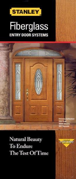 Stanley Fiberglass Doors